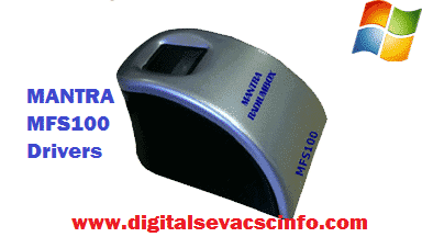 Download Mantra MFS100 Driver Setup & Installation
