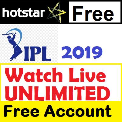 Free Hotstar Premium Account