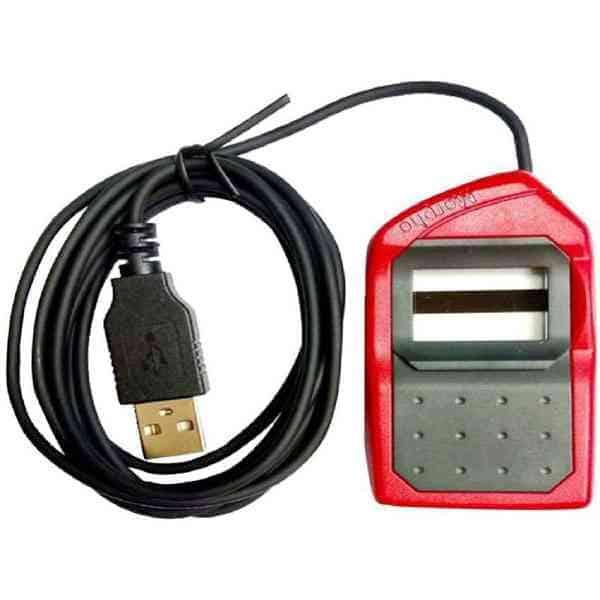 Morpho Icons MSO 1300 E3 Biometric Fingerprint Scanner