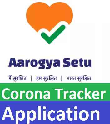 Aarogya setu mobile application corona tracker covid19 app